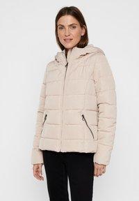 Vero Moda - Winter jacket - light brown - 6