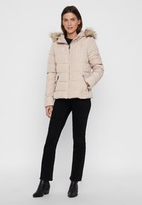 Vero Moda - Winter jacket - light brown - 3