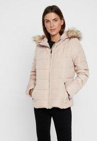 Vero Moda - Winter jacket - light brown - 1