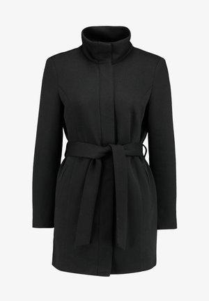 VMJULIAVERODONA HIGHNECK - Krátký kabát - black