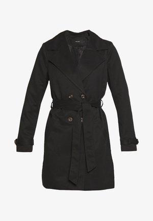 VMBERTA - Trenchcoat - black