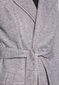 Vero Moda - VMVERODONA  - Short coat - light grey melange - 4