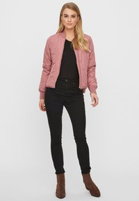 Vero Moda - Light jacket - pink - 1