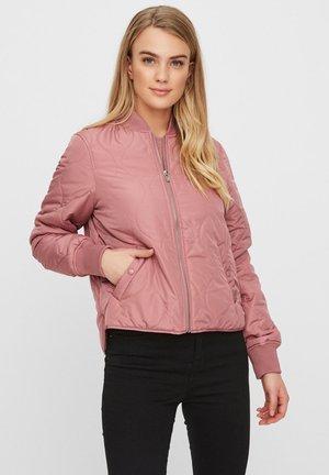 Allvädersjacka - pink