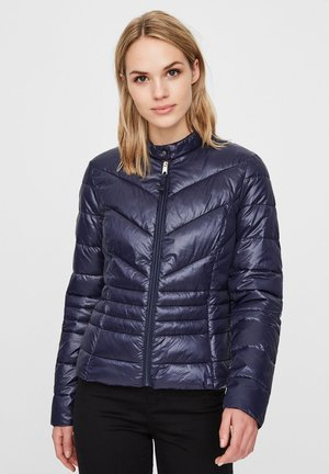 GESTEPPTE - Winter jacket - night sky