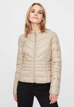 GESTEPPTE - Winter jacket - bronze
