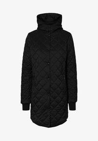 Vero Moda - Płaszcz zimowy - black - 4
