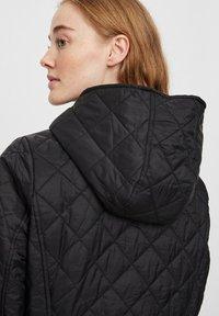 Vero Moda - Płaszcz zimowy - black - 3