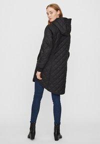 Vero Moda - Płaszcz zimowy - black - 2