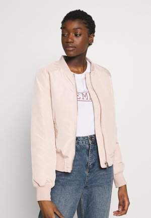 VMMIRAFANNY SHORT JACKET - Bomberjacka - rose dust