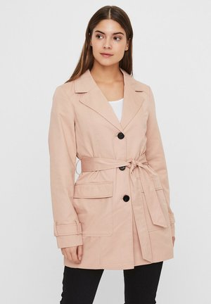 Trench - light pink