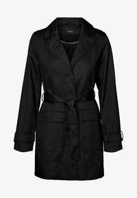 Vero Moda - Trenchcoat - black - 4