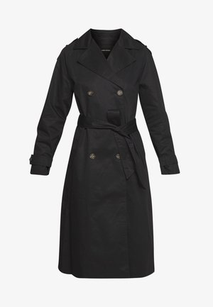 VMHAMBORG  - Trenchcoat - black