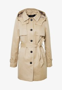 Vero Moda - VMGLORIELLA JACKET  - Trench - travertine - 5