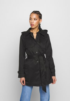 VMGLORIELLA JACKET  - Trenchcoat - black