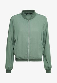 Vero Moda - VMISABEL JACKET COLOR - Bomberjacka - laurel wreath - 4