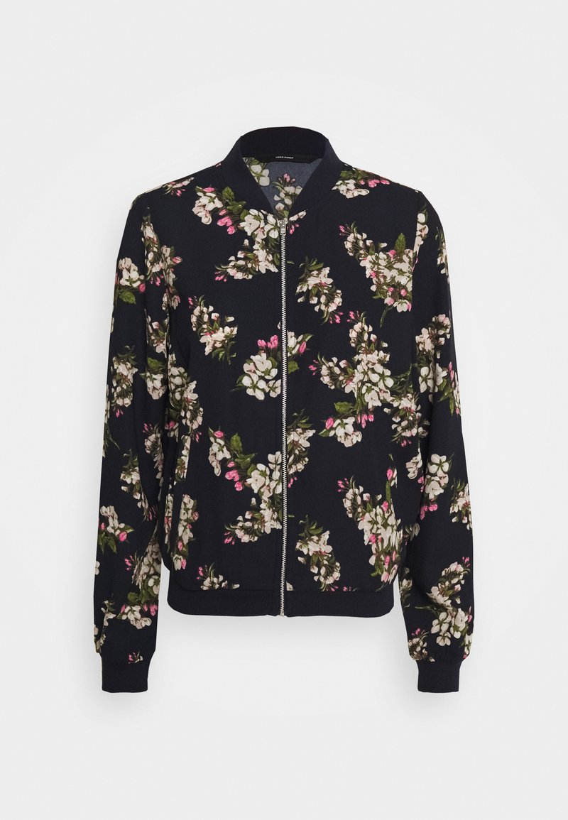Vero Moda - VMISABEL JACKET COLOR - Bomberjacka - night sky