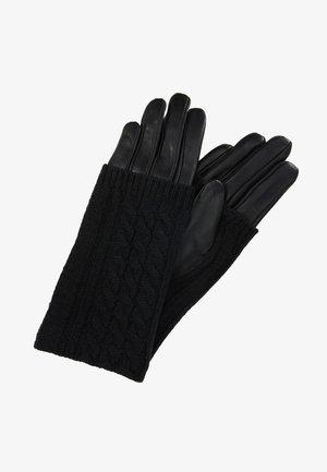 Guanti - black