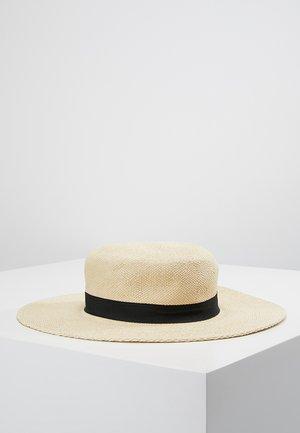 VMBRANDA HAT - Sombrero - oatmeal
