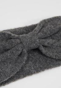 Vero Moda - Ørevarmere - dark grey melange - 4