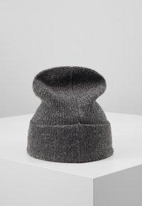 Vero Moda - VMKATRINE BEANIE - Bonnet - light grey melange - 3