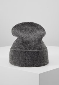 Vero Moda - VMKATRINE BEANIE - Bonnet - light grey melange - 0