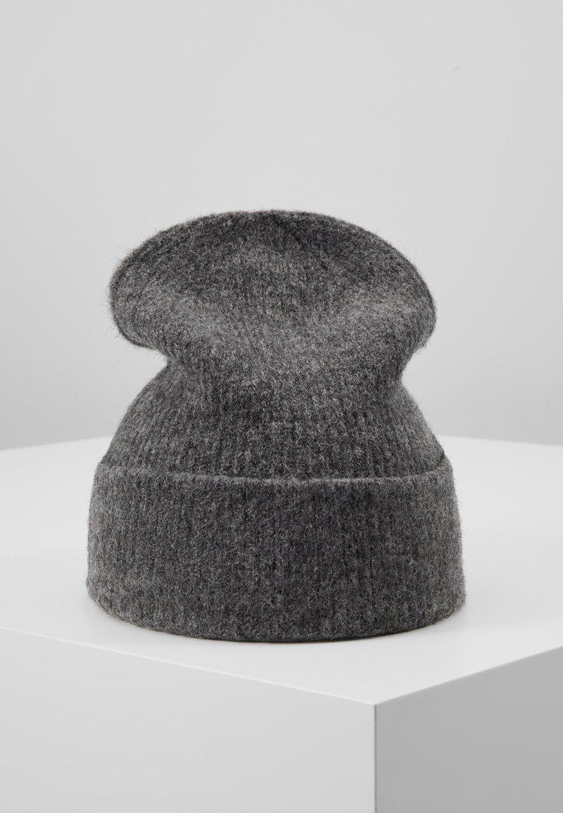 Vero Moda - VMKATRINE BEANIE - Bonnet - light grey melange