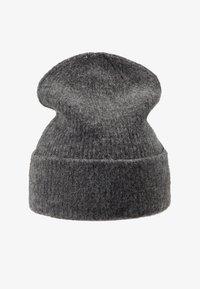 Vero Moda - VMKATRINE BEANIE - Bonnet - light grey melange - 1