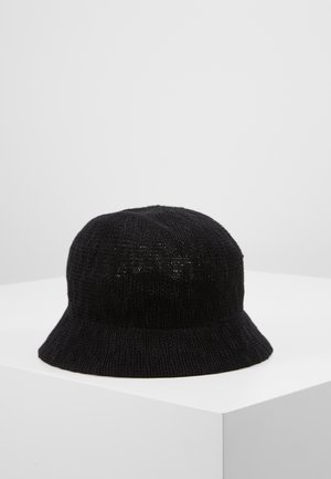 VMSIA BUCKET HAT - Klobouk - black