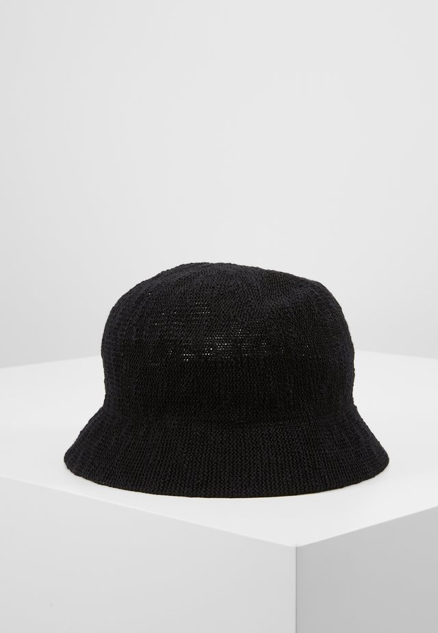VMSIA BUCKET HAT - Klobouk - black