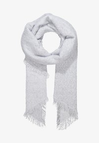 Vero Moda - VMNAISY LONG SCARF - Schal - light grey melange - 1