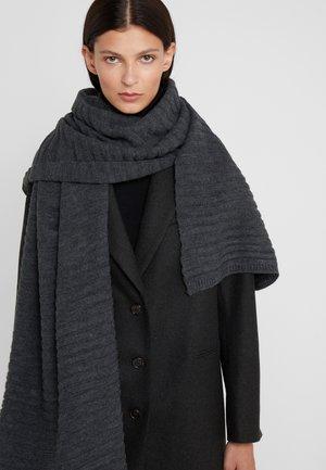 VMFIA  - Sjal - dark grey melange