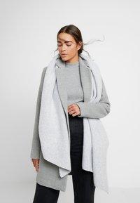 Vero Moda - Scarf - light grey melange - 0