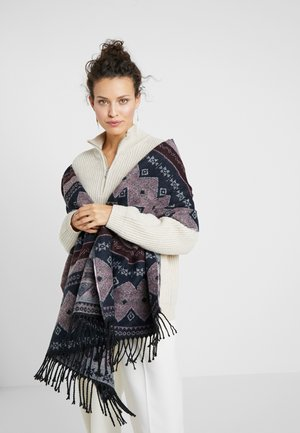 VMNILLE LONG SCARF BOOS - Halsduk - night sky