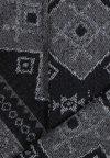 Vero Moda - VMNILLE LONG SCARF BOOS - Écharpe - black