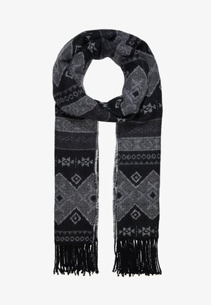 VMNILLE LONG SCARF BOOS - Šála - black