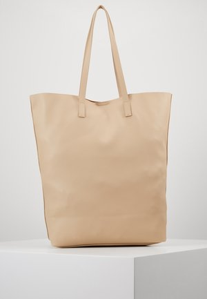 VMANNA SHOPPER NET - Shopping bag - beige