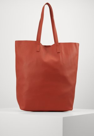 VMANNA SHOPPER NET - Bolso shopping - marsala