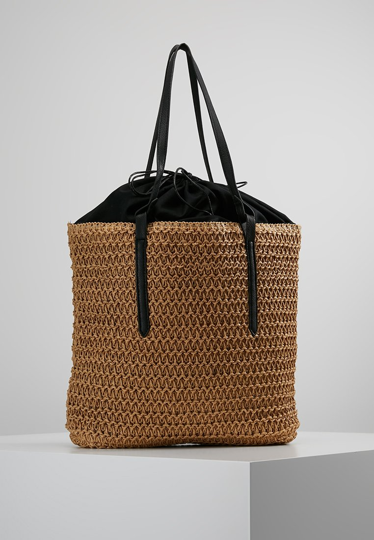 Vero Moda - VMSISSI BEACH BAG - Käsilaukku - natural
