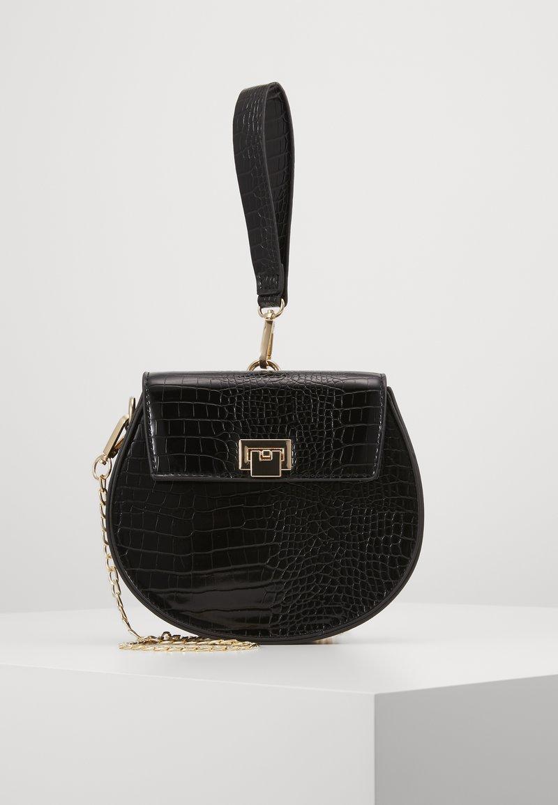 Vero Moda - VMVASI CROSS OVER BAG - Taška spříčným popruhem - black