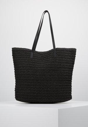 VMSISSO BEACH BAG - Torba na zakupy - black
