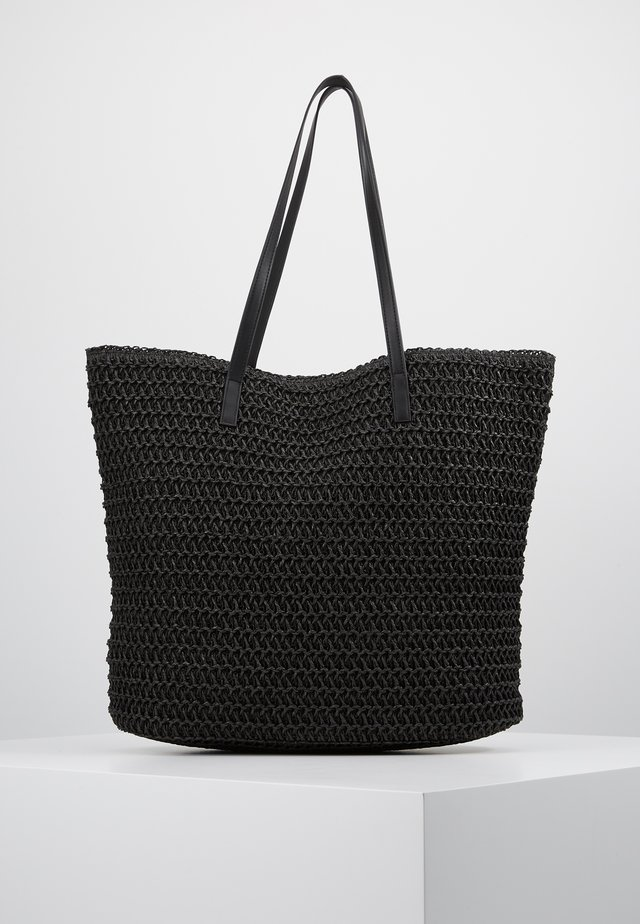 VMSISSO BEACH BAG - Velká kabelka - black