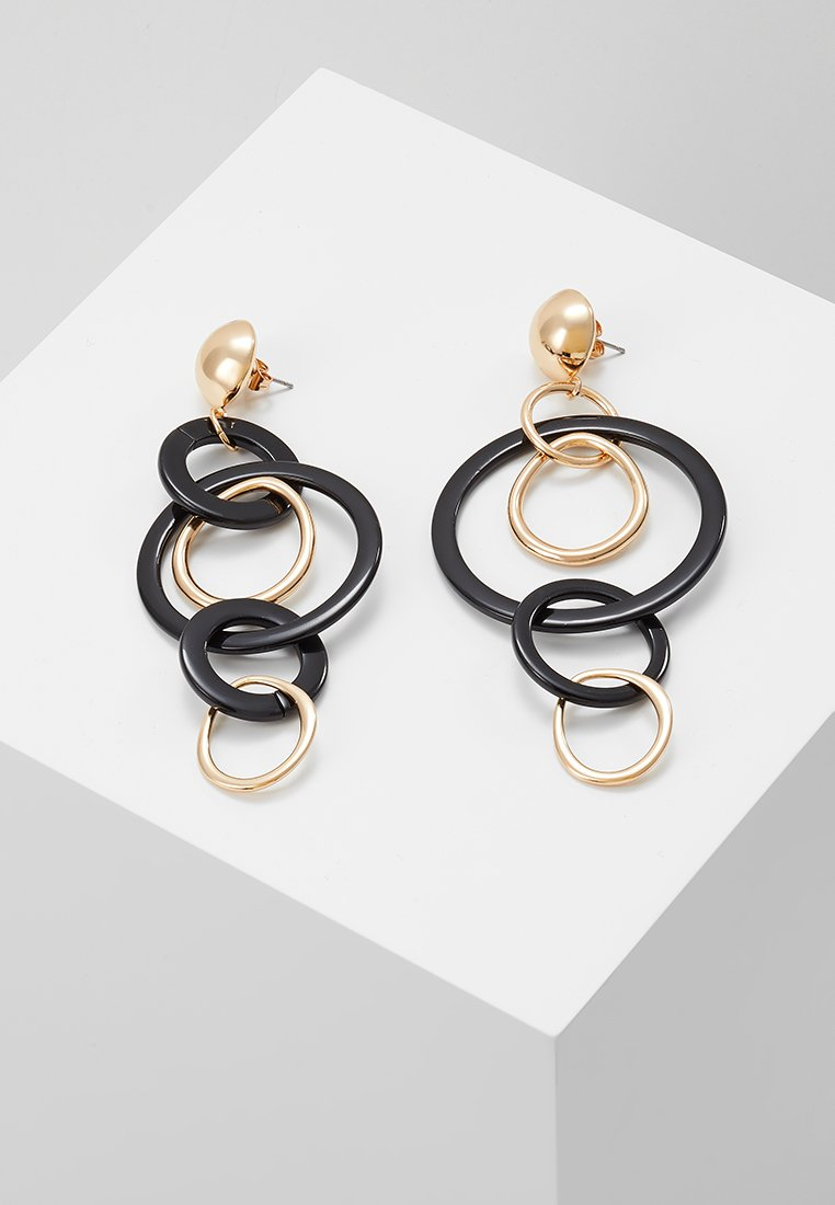 Vero Moda - VMLONA LONG EARRINGS - Earrings - gold-coloured