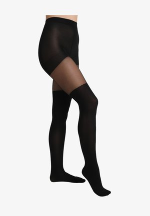 VMGLADYS TIGHTS - Strumpbyxor - black