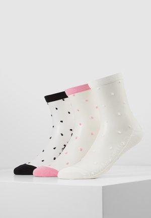 VMDOTTINA 3 PACK - Socks - snow white