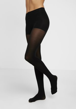 VMCONTROL TIGHTS - Punčocháče - black