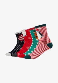 Vero Moda - VMFROSTY SOCKS GIFTBOX 4 PACK - Socks - multi-coloured - 2