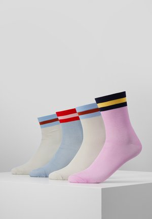 VMJESSICA SOCKS 4 PACK - Socks - white