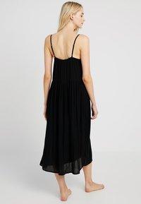 Vero Moda - VMMORNING DRESS - Maxi šaty - black - 2