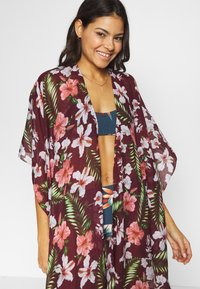 Vero Moda - VMLENA PONCHO - Beach accessory - fig